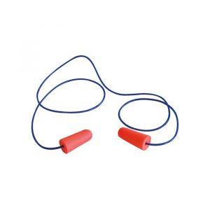 Tampão auditivo descartável